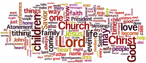Themes of the Sunday Afternoon Session of the April 2010 General Conference of the Church of Jesus Christ of Latter-day Saints