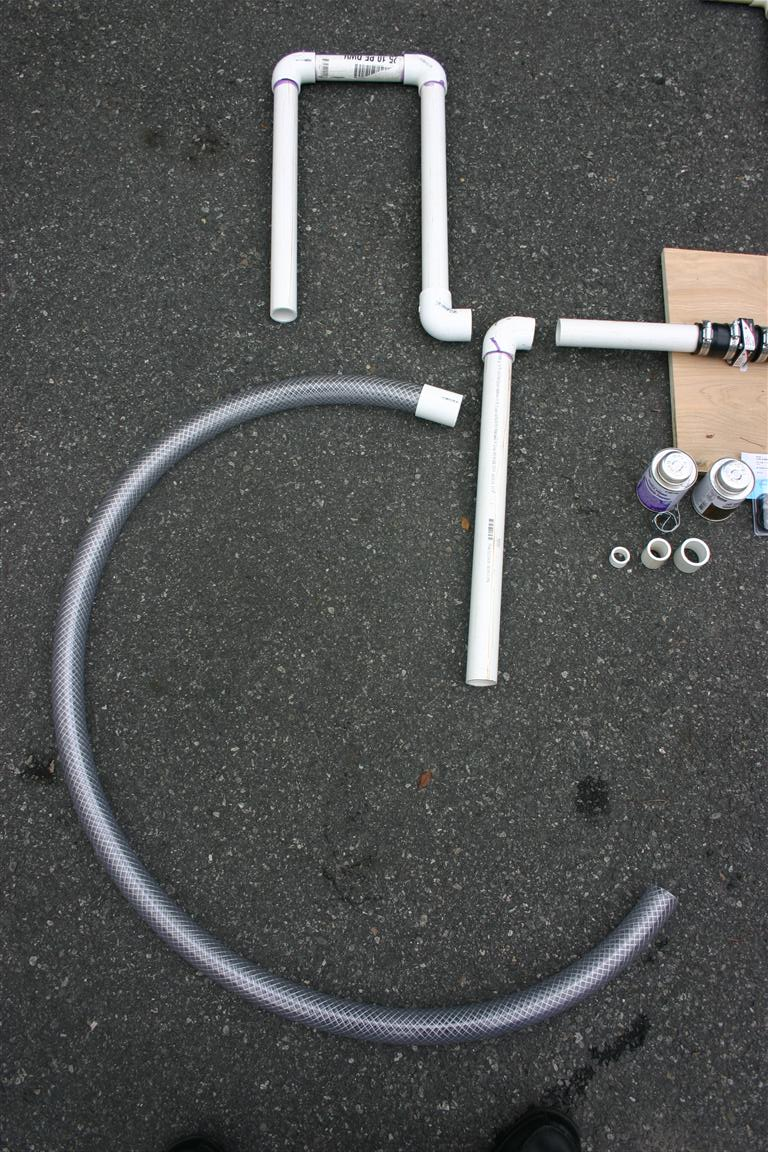 how to cut straight pvc pipe